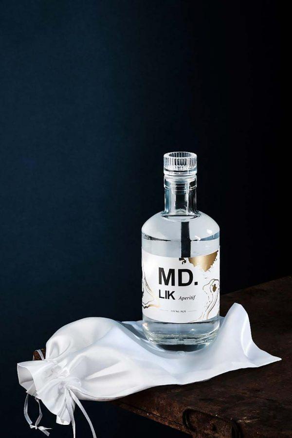 Satin-Beutel für den MD.Lik
